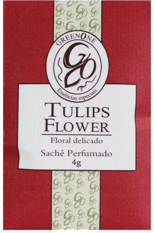 Sachê Perfumado Greenone 4g - Tulips Flower