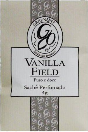 Sachê Perfumado Greenone 4g - Vanilla Field