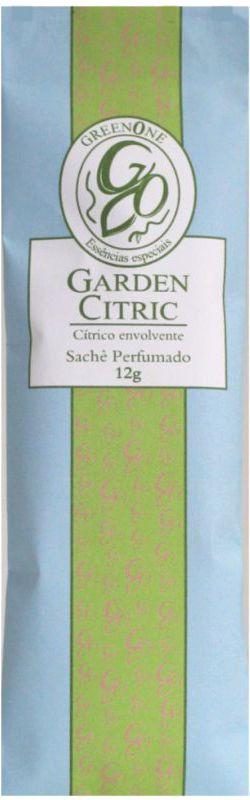 Sachê Perfumado Greenone 12g - Garden Citric