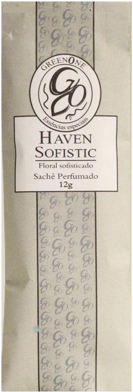 Sachê Perfumado Greenone 12g - Haven Sofistic