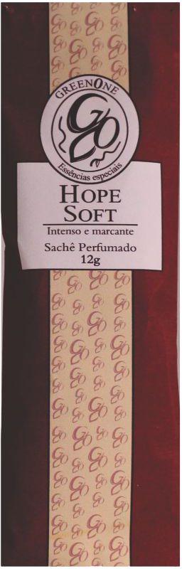 Sachê Perfumado Greenone 12g - Hope Soft
