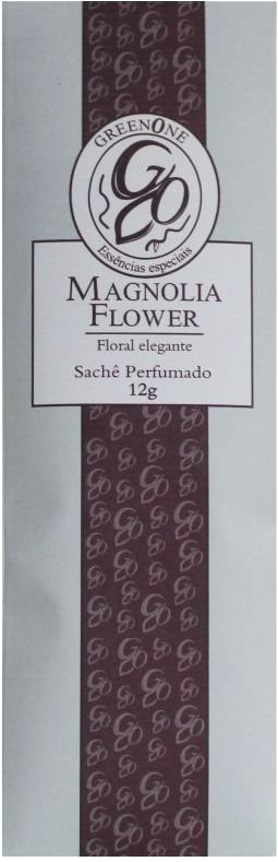 Sachê Perfumado Greenone 12g - Magnolia Flower