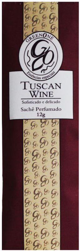 Sachê Perfumado Greenone 12g - Tuscan Wine