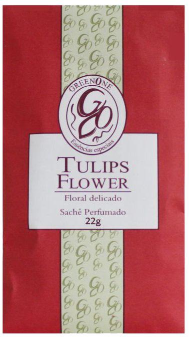 Sachê Perfumado Greenone 22g - Tulips Flower
