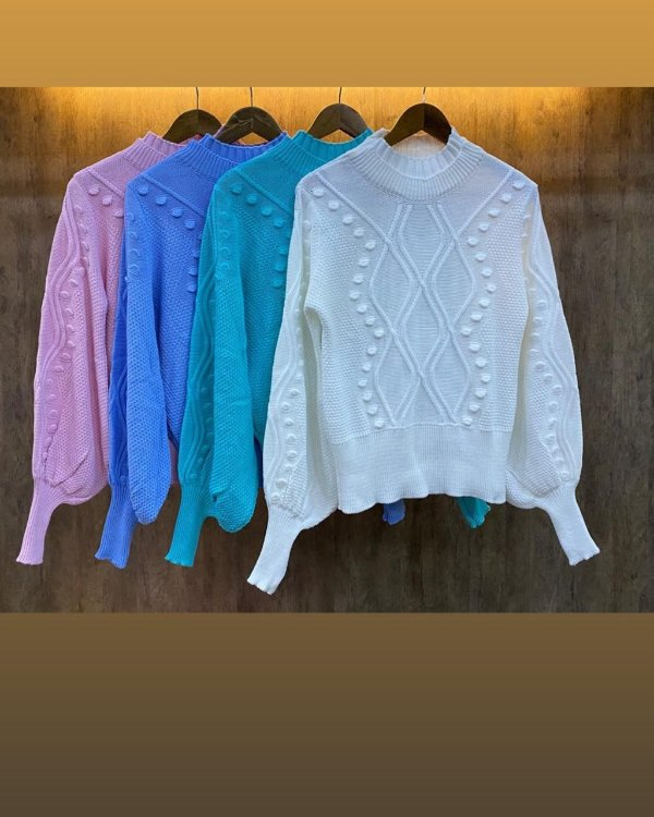 TRICOT CANDY