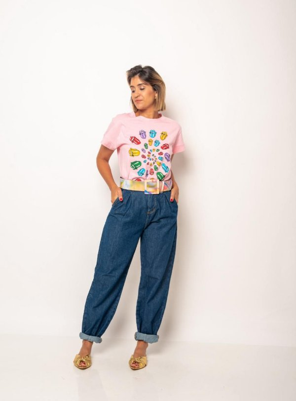 Slouchy Jeans - DARK