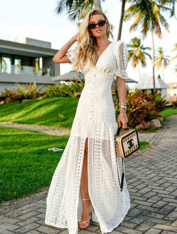 Vestido Moura