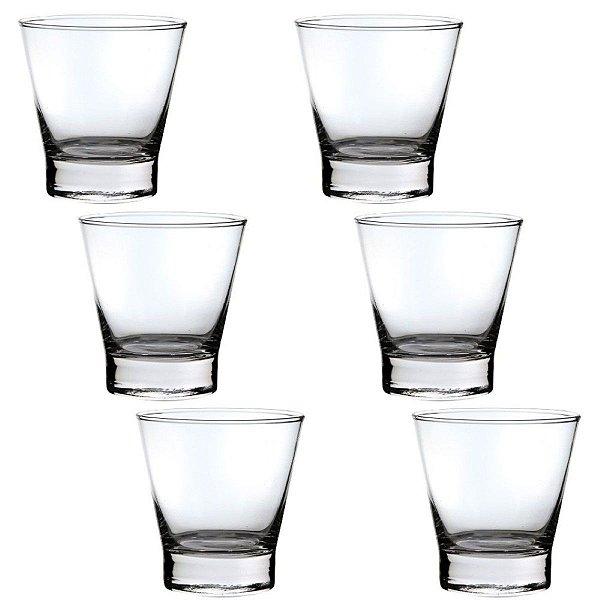 Jogo Copo Ilhabela Rocks Drink 350Ml Nadir