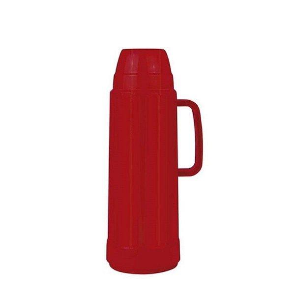 Garrafa Térmica 1 Litro USE Vermelha MOR