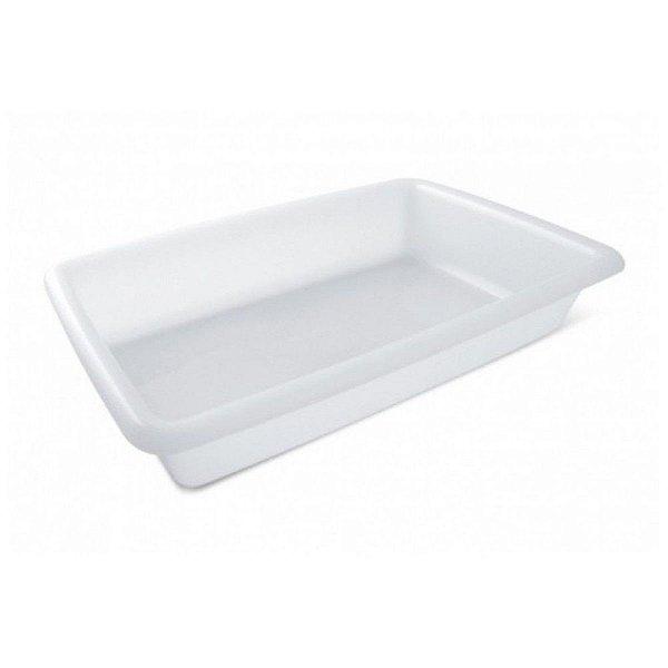 Caixa Para Alimentos 30,5x20x6cm 2.2 Litros Plasvale