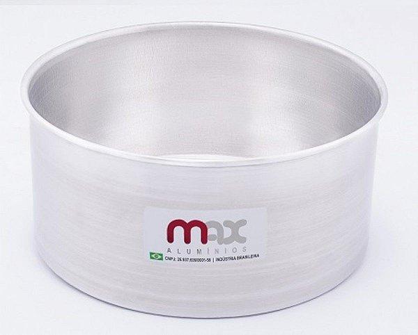 Forma Redonda Alta Nº 16 Max Alumínios