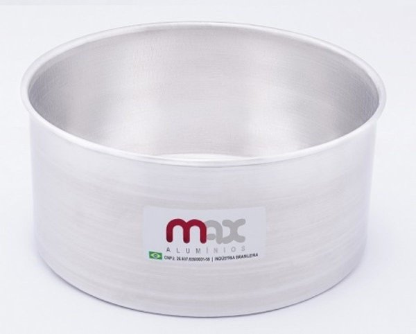Forma Redonda Alta Nº 22 Max Alumínios