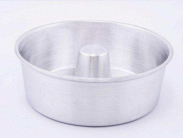 Forma para Bolo Tubo Nº 20 Max Alumínios