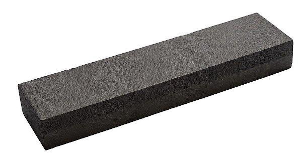 Pedra para Afiar Faca 20,5 x 2,5  cm Dupla Face Gp Inox