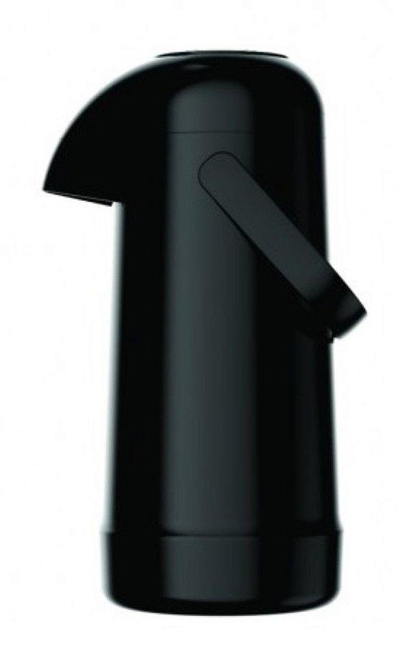 Garrafa Térmica Preta 0,5 litros Magic Pump Termolar
