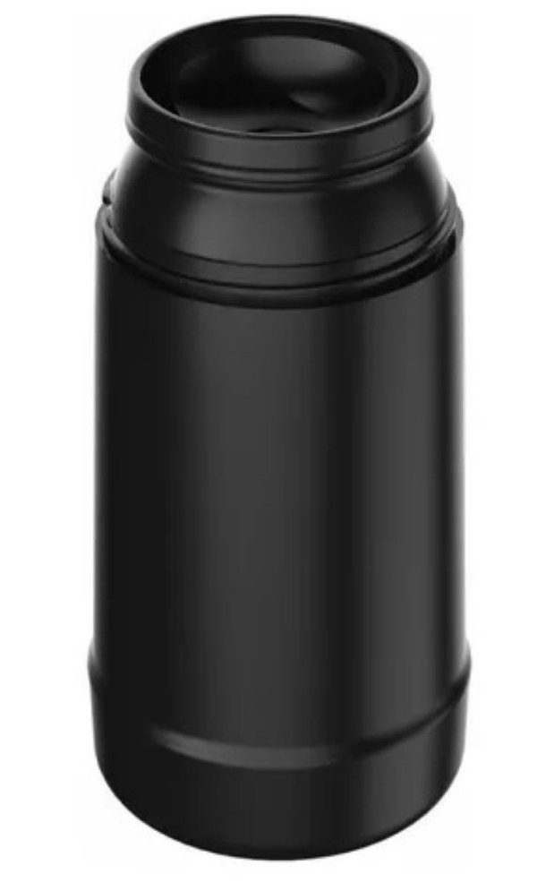 Garrafa Térmica Mini Preta 250 ml Garbo Termolar