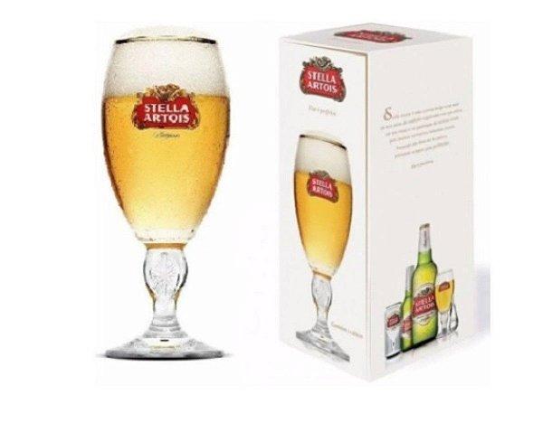 Taça para Cerveja Stella Artois 250 ml Ambev