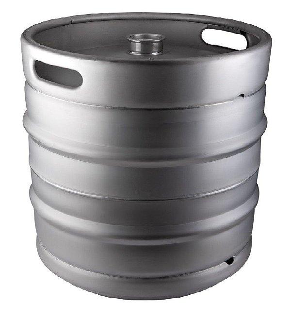 Barril 50 litros em Inox sem Pressão Gp Inox