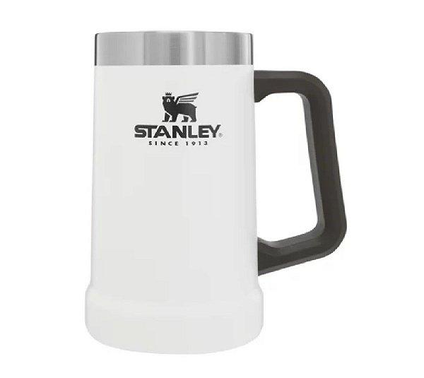 Caneca térmica de cerveja 710ML Branca STANLEY
