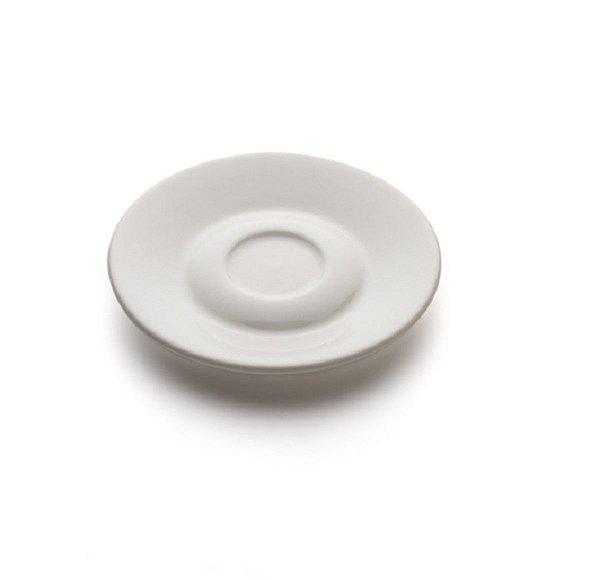Pires para xicara de café 12cm Porcelana GP INOX