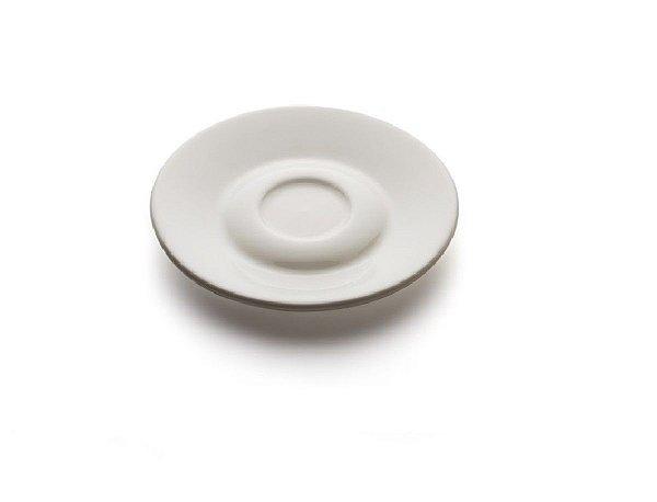 Pires para xicara de chá 14cm Porcelana GP INOX