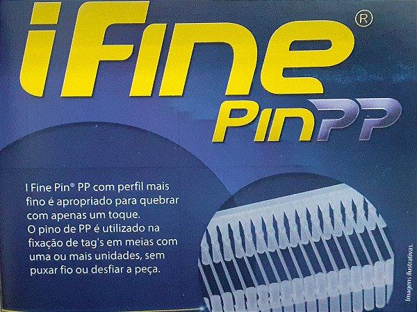 I FINE PIN PP 11 MM - ETIQ PLAST - CAIXA BOX COM 10 MILHEIROS