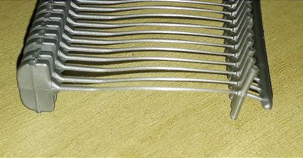 FIX PIN 40 MM PRATA - 1 MILHEIRO