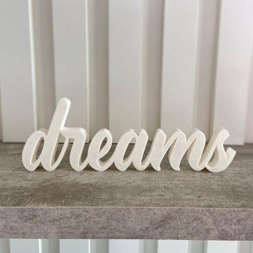 Dreams impressão 3D