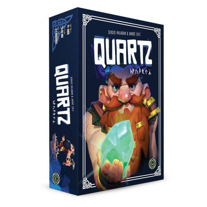 QUARTZ + Carta Promo 01
