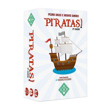 Piratas 2ª edição