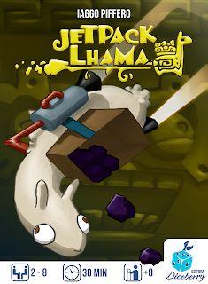 Jetpack Lhama