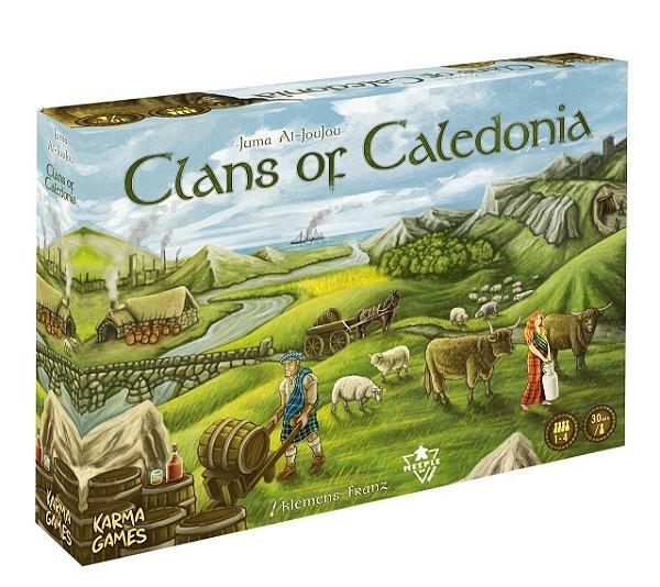 Clãs da Caledônia