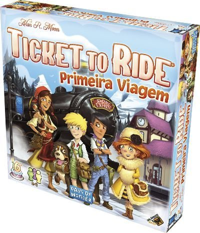 Ticket to Ride: Primeira Viagem