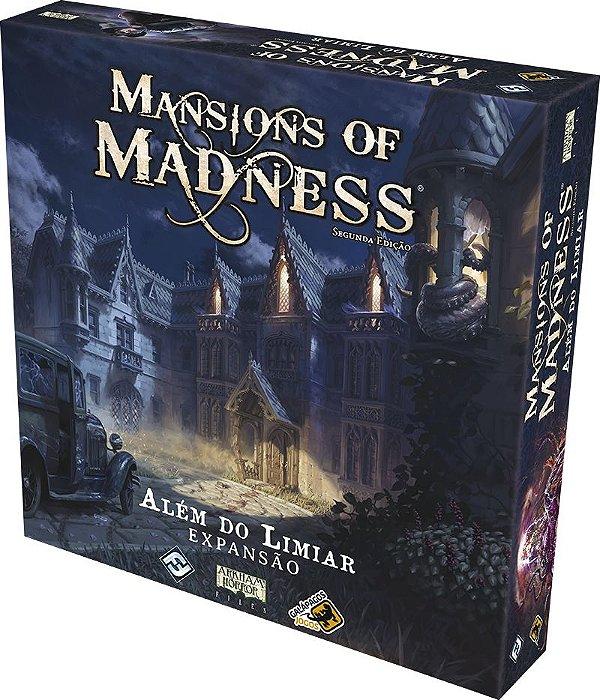 Mansion of Madness: Segunda Edição - Além do Limiar
