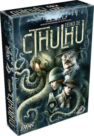 Pandemic: Reino de Cthulhu