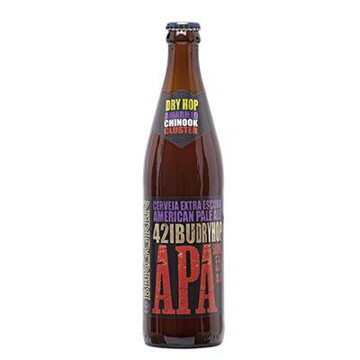 Cerveja Berggren APA 500ml