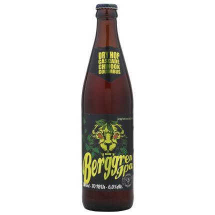 Cerveja Berggren IPA 500ml