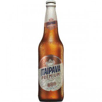 Cerveja Itaipava Premium 600ml