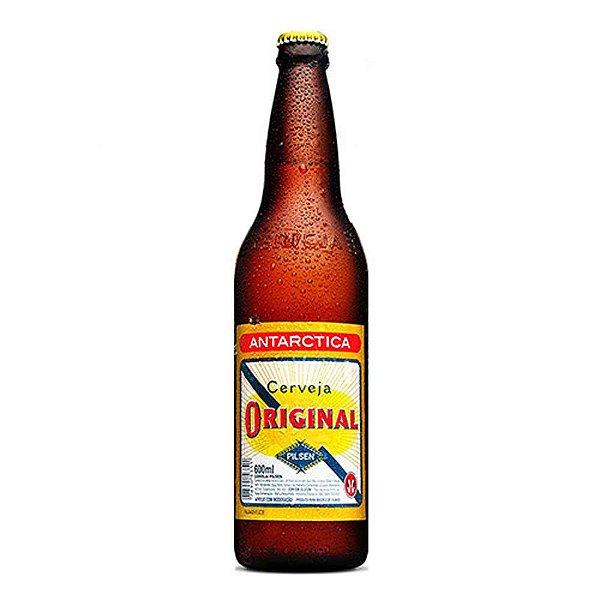 Cerveja Original Antarctica 600ml