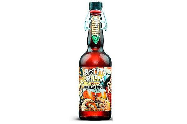 Cerveja Roleta Russa American Pale Ale 500 ml