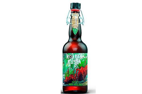 Cerveja Roleta Russa India Pale Ale IPA 500 ml