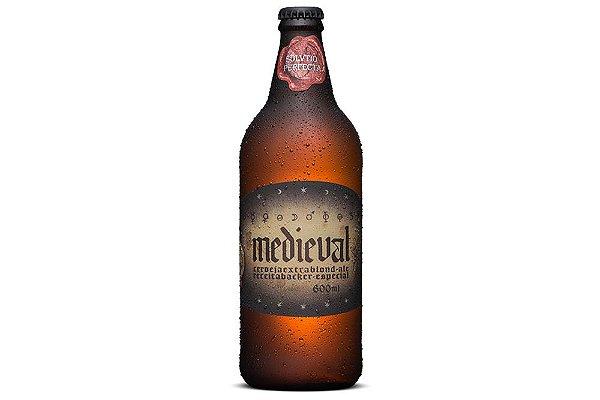 Cerveja Backer Medieval Belgian Blond Ale 600 ml