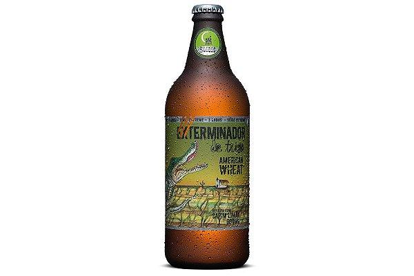 Cerveja Backer 3 Lobos Exterminador de Trigo American Wheat 600 ml
