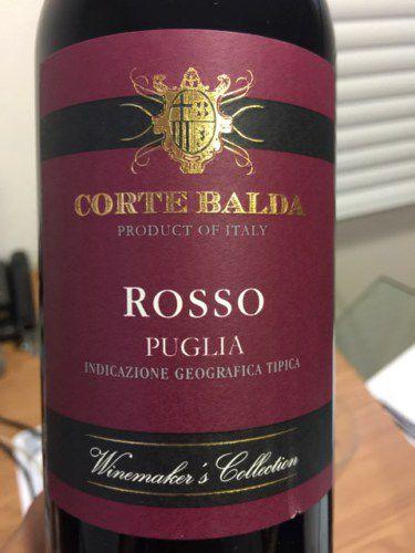 Vinho Corte Balda Rosso 750ml