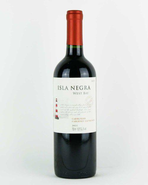 Vinho Isla Negra Carm/Cab Sauv 750ml