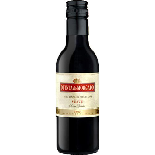 Vinho Quinta Do Morgado Bordo Suave 200ml