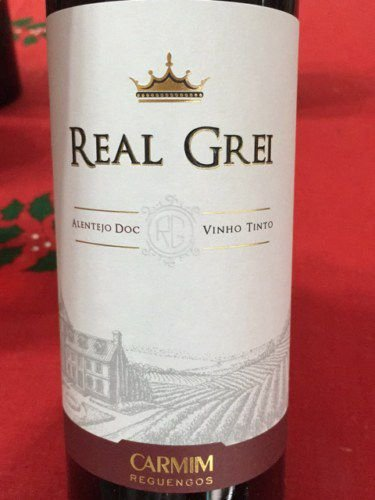 Vinho Real Grei Alentejo 750ml