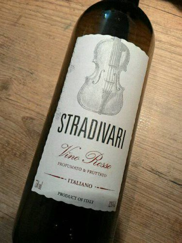Vinho Stradivari Rosso 750ml