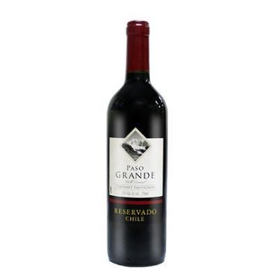 Vinho Tinto Paso Grande Cabernet 375ml