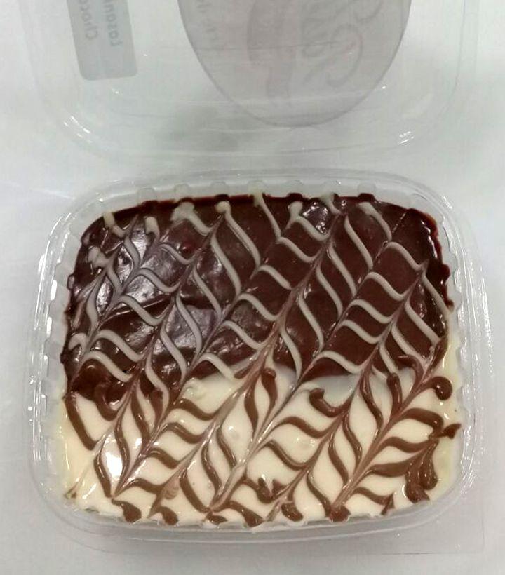 Lasanha 3 Chocolates 175 gramas